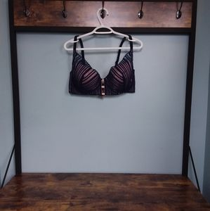 NWT Vicoria's Secret Silk and Lace Bra